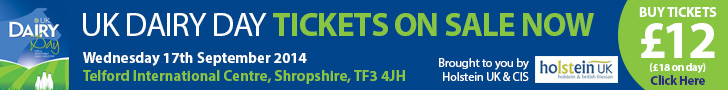 UK Dairy Day - Tickets on sale NOW